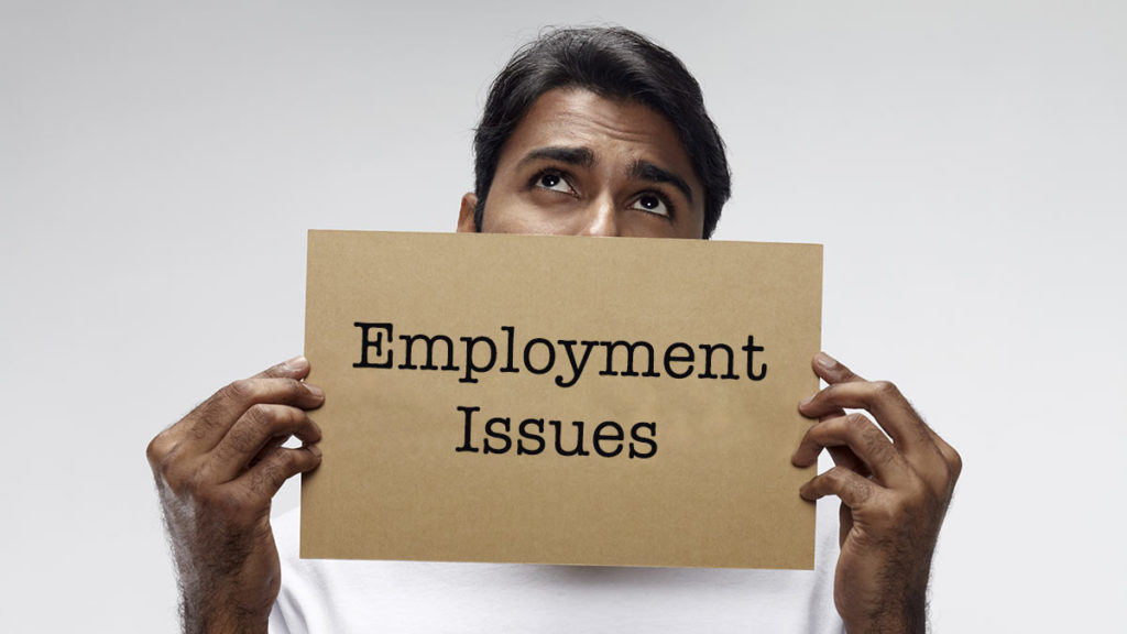 Employment Issues COVID
