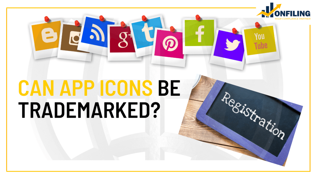 App icons be Trademarked